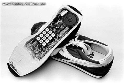 the shoes phones shoe phone b and w 8x12 300 dpi