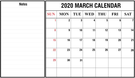 march  calendar printable templates  excel word printable april