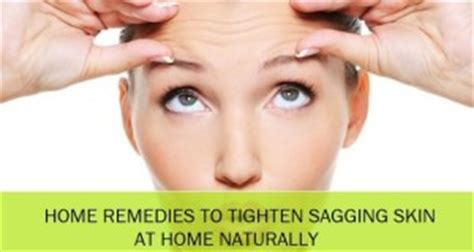 skin tightening packs and masks at home