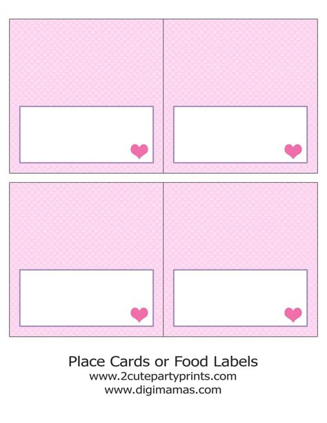 Food Label Tent Cards Template by 841 Best Buffet Labels Images On Free
