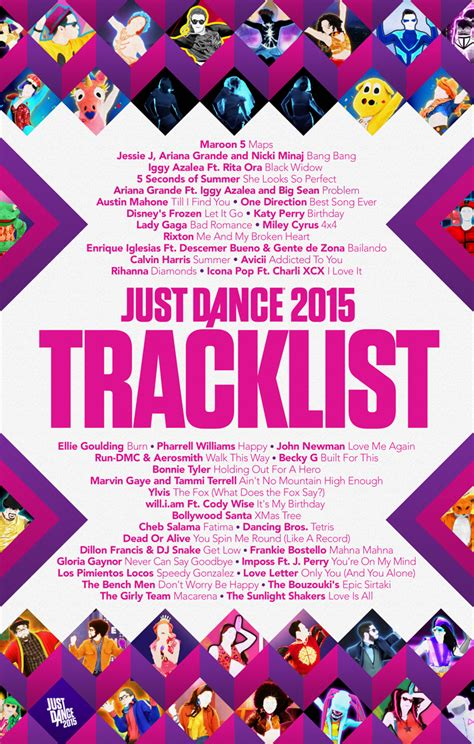 song list 2015 image gallery just 2015 song list