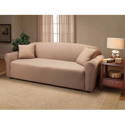 couch covers better homes and gardens one piece stretch fine corduroy