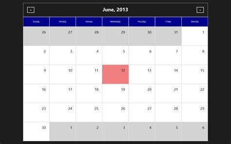 Windows 8 Printable Calendar Calendar 2018 Printable Windows Calendar Template