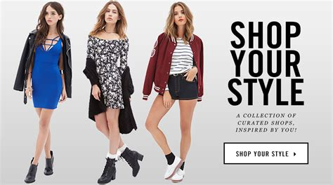shop forever 21 for fashionable clothing for plus