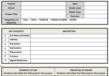 Lesson Plan Template Document