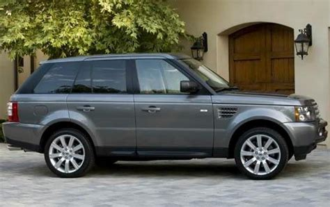 land rover range rover 2009 2009 land rover range rover sport information and photos