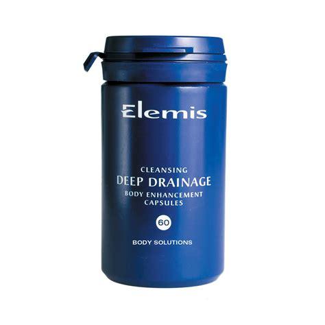 Elemis Detox Capsules Reviews by Elemis Sp Home Cleansing Drainage Enhancement