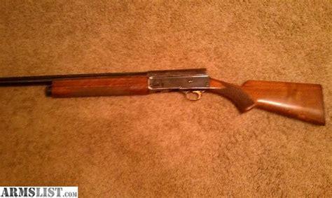 browning light twelve gold trigger armslist for sale browning quot light twelve quot gold trigger 800