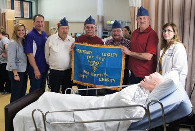 donate hospital bed eac nursing receives donations from gila valley veterans