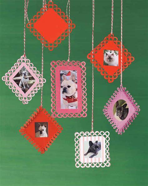 Martha Stewart Ornaments Handmade - punched paper ornament martha stewart