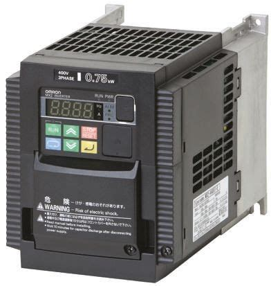 3g3mx2a4055e | omron mx2 inverter drive 5.5 kw, 3 phase in