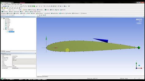 design expert exle ansys design modeler how to import points in design