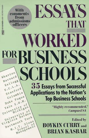 Mba Essays That Worked by Rockstar 123 On Marketplace Sellerratings
