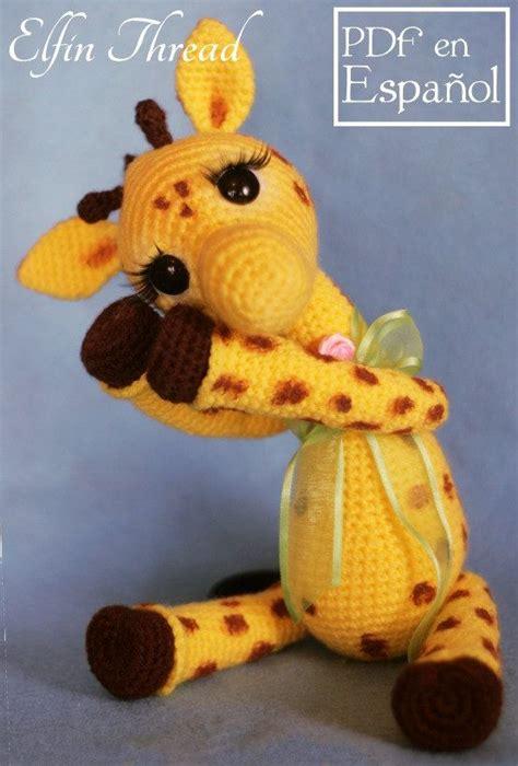imagenes de jirafas tejidas a crochet las 25 mejores ideas sobre patrones de crochet de