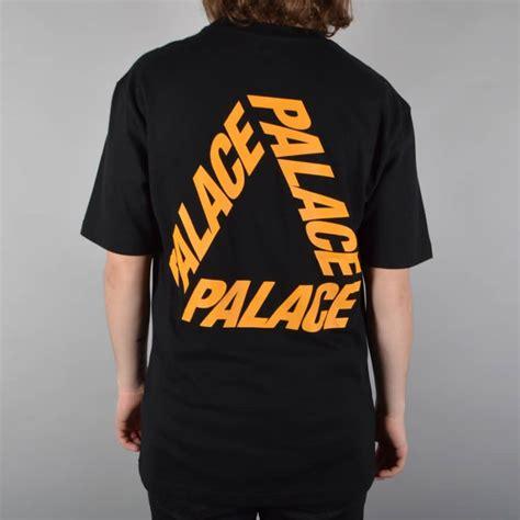 Kaos T Shirt Palace Skateboards palace skateboards p3 t shirt black yellow palace