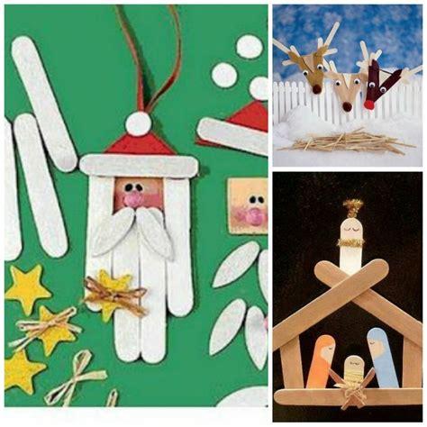 imagenes de manualidades navidenas para ninos recopilatorio de manualidades navide 241 as para ni 241 os