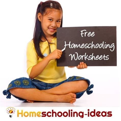 free homeschooling worksheets find your
