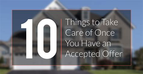 house buying how much to offer home buying checklist infographic what happens after your offer is accepted