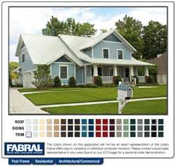 metal roof and siding color combinations roof and siding color combinations quotes
