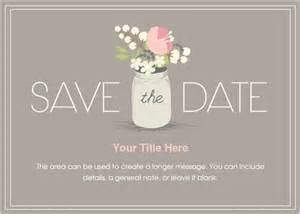 save the date ecards etiquettes and creative ideas