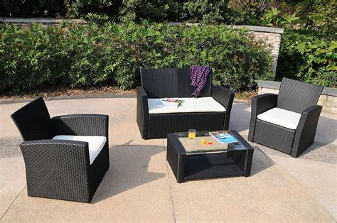 Weatherproof Wicker Patio Furniture Patio Furniture Sets Clearance Patio Design Ideas