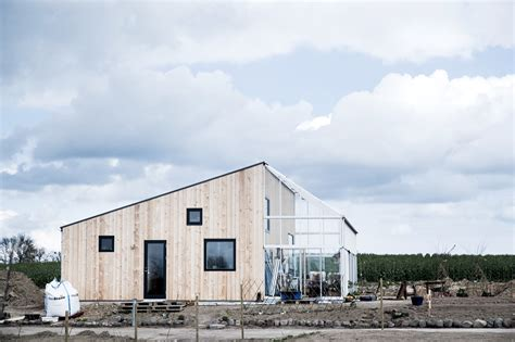the green house a small sustainable home from denmark by