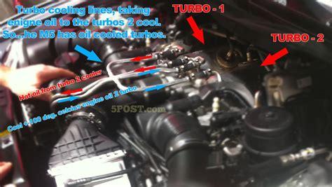 BMW F10 M5 S63Tu Engine explained   BMW POST