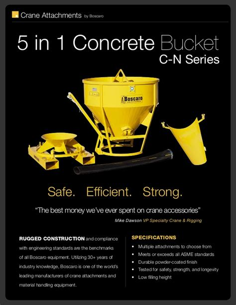 Hermes 5in1 638 5 5 in 1 concrete eagle west equipment