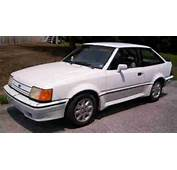 Ford Escort GT 1988 I Bought The In 2005 W/ Just Under 80