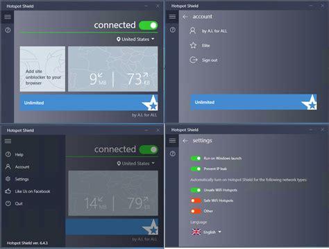 hotspot shield 1 51 full version patch free hotspot shield vpn elite 6 20 10 multilingual crack