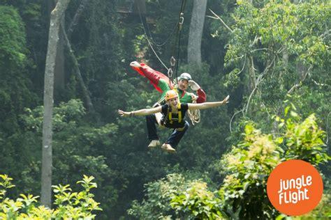 Kaos Souvenirs Thailand Jungle Tour tour package jungle flight zipline chiang mai thailand