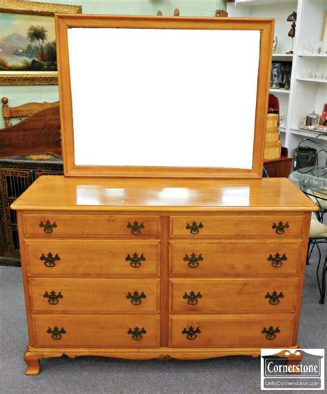 kling solid maple dresser kling baltimore maryland furniture cornerstone