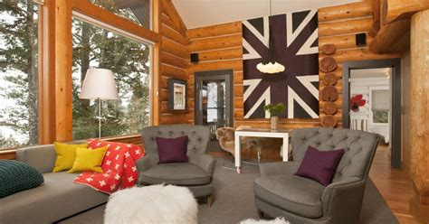 Beyond The Aisle Home Envy Log Cabin Interiors | beyond the aisle home envy log cabin interiors