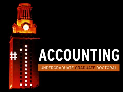 Utexas Mba Ranking by Accounting Department No 1 Seventh Year Running Mccombs