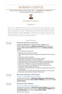electrical supervisor resume sle 100 maintenance supervisor resume sle research