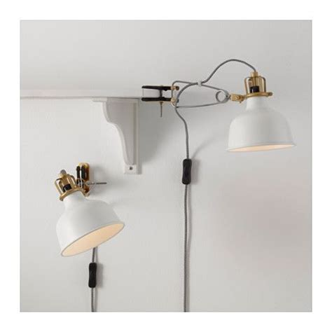 Ranarp Wall Cl Spotlight White 1 ranarp wall cl spotlight white spotlight walls and bulbs