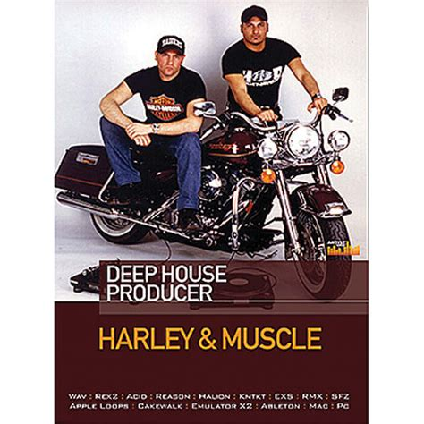 house producer big fish audio harley muscle deep house producer lmas03