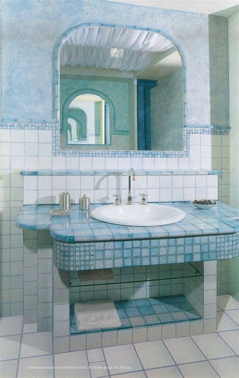 piastrelle bagno azzurre piastrelle pavimento rivestimento bagno fac azzurre