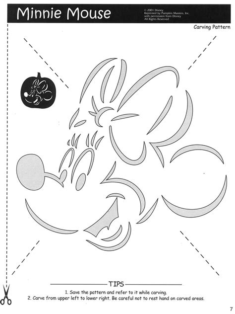 minnie mouse pumpkin template minnie mouse pumpkin carving pattern at http www