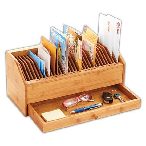 1000 Images About For The Office On Pinterest Wall Bill Organizer Desk