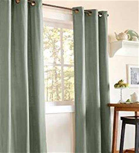 Curtains For Drafty Windows 84 Quot L Energy Efficient Draft Blocking Homespun Lined Curtain Panel In