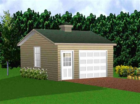 simple roof designs plans garages single garage with simple hip roof plans 16