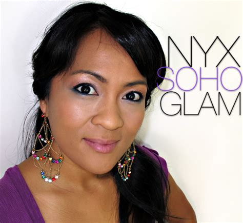 Nyx Soho Glam Collection the nyx soho glam collection is for fickle