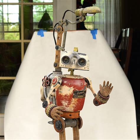 zbrush tutorial robot making of apex the robot by alvaro claver mari maya
