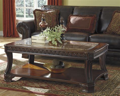 End Coffee Table Marble Top Coffee And End Tables