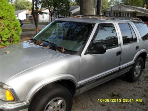spider ls for sale purchase used 1997 chevy s10 blazer ls loaded needs spider