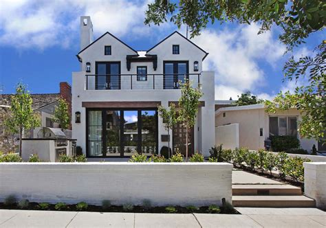 transitional style house gorgeous house in corona mar with a style