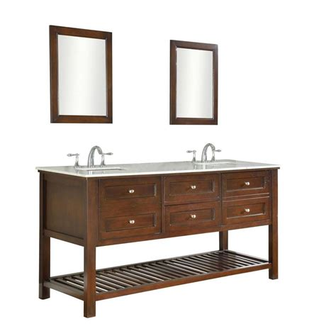 direct vanity sink mission spa 70 in vanity in