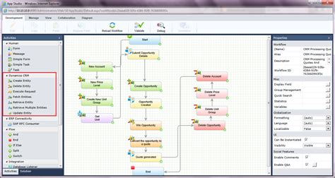 dynamics crm workflows the link between crm and bpm microsoft dynamics crm