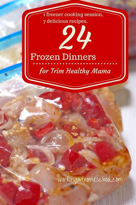 Freezer Untuk Frozen Food 24 frozen thm dinners thm helps charts freebies